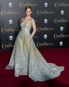Get to know Cinderella star Lily James!