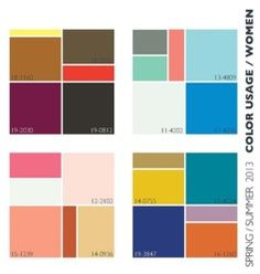 Some Unlikely Colours That Go Really Well Together Colour Trends