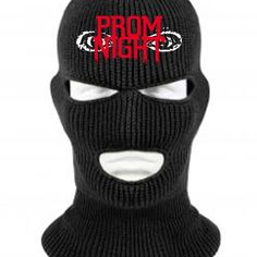 Prom Night 80's Horror Face Mask for sale by the Inked Up Merch