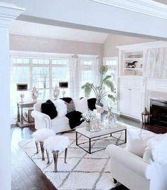 decoracion wohnzimmer schwarz weiss romantisch wohnen fernseher wohnung wohnzimmer wohnungseinrichtung gemutliche