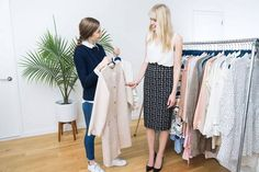 We Tried Fitz—The New In-Home Closet Organization and Styling Service