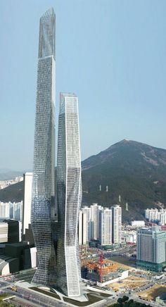 Millennium Tower Business Center, Busan,South Korea