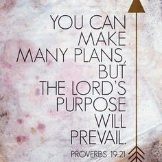 God has a Plan for You.