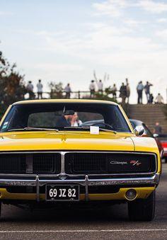 Dodge Charger RT Top Banana 1969