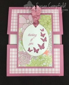 Succulent Timeless Tags Easter Butterflies Stampin Up - 4  Linda Bauwin  Your CARD-iologist  Helping you create cards from the heart.
