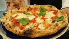 La pizza margherita di Andrea Godi