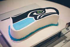 Charlie's Seattle Seahawks Groomscake