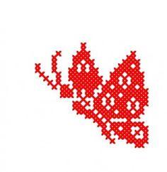 Poze KD048 Leaf Tattoos, Cross Stitch Patterns, Crochet, Kids, Cross Stitch, Porcelain, Places, Embroidery, Chrochet