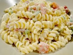 Ioanna's Notebook - Pasta salad