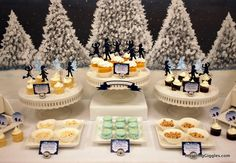 Party Feature – Ice Skating Party | A to Zebra Celebrations