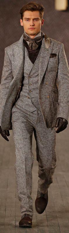 Joseph Abboud Fall 2016 Fashion Show Details