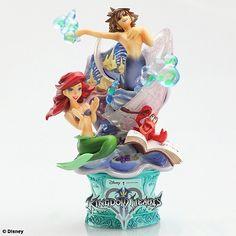 Disney Characters FORMATION ARTS KINGDOM HEARTS II vol.3 BOX:スクウェア・エニックス $7,200円