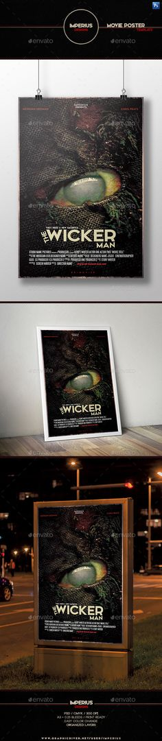 Movie Night Flyer Template PosterMyWall Movie poster template - movie night flyer template