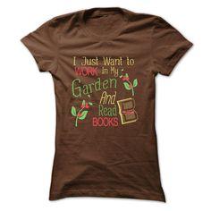 GARDENING AND BOOKS