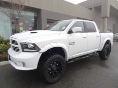 2013 dodge ram 1500 white - Google Search