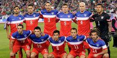 @USSoccer #USA #Soccer #Football #Team #TeamUSA #Men #9ine