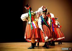 Folk costume from Kurpie Zielone (Green Forest area in the Kurpie region), Poland. Photo by Maciek Kulbicki. Folk Costume, Costumes, Reference Images, Folklore, Traditional Outfits, Culture, Clothes, Collection, Regional