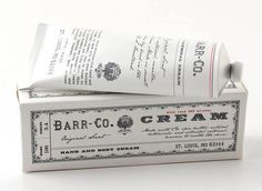 Barr Co. Hand Lotion