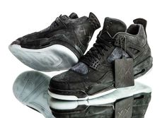 Is The KAWS x Air Jordan 4 Black On Your Must Cop List?