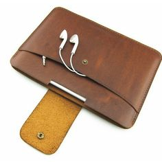 Leather Case For iPad , Handmade Leather for iPad Case,for ipad mini covers