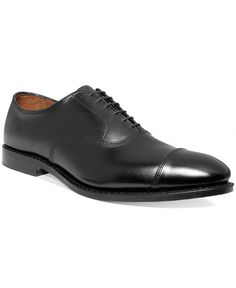 ed2c6d4a6a7 Allen Edmonds Park Avenue Cap-Toe Oxfords   Reviews - All Men s Shoes - Men  - Macy s