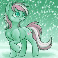 MLP- Minty. My old favorite!! <3