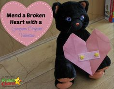 Mend a Broken Heart with a Gorgeous Origami Valentine