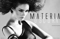 Materia Oscura // Tantalum Mag // Issue 2    See more here: http://tantalummag.com/collections/iss0002/materia-oscura.html    Photography: David Walden  Wardrobe: Brandon Niquolas  Hair: Ruthie Quevedo  Make Up: Christina Henry  Model: Lucy McIntosh // Photogenics