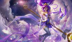 Janna star guardian - League of Legends
