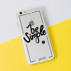 Capinha para celular Be Simple