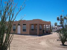 5 Prefab Companies in Arizona Eager to Build Your Next Home - Photo 3 of 5 - Durango Homes by Cavco, a Phoenix–based company, has multiple options for prefabricated homes, including their Santa Fe model, which combines modern design elements with a unique Southwest vernacular.