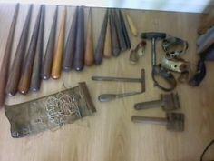 Vintage-sailmakers-tools-marlin-spike-fid-pin
