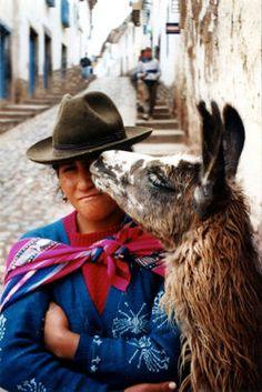 Ecuador. Se llama la llama porque la llama es como se llama.