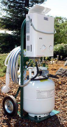 Decker\'s Hot Water Station Jr