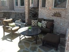 We'll help you match or coordinate everything in your backyard.