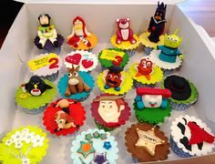 Disney Themed Cakes
