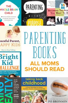 Looking for top positive parenting books for new parents and old? Find the best resources with these top rated parenting books. From gentle discipline to encouraging effort to all things baby and toddler, these selections will shed new light on your view Best Parenting Books, Single Parenting, Parenting Quotes, Parenting Advice, Kids And Parenting, Parenting Styles, Parenting Classes, Peaceful Parenting, Foster Parenting