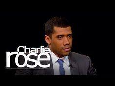 Seattle Seahawks quarterback Russell Wilson | Charlie Rose - YouTube Indianapolis Colts, Cincinnati Reds, Pittsburgh Steelers, Dallas Cowboys, Seahawks Football, Seattle Seahawks, Charlie Rose, Russell Wilson, Aaron Rodgers