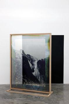 Glass Wooden framed artwork furniture ITCHBAN.com