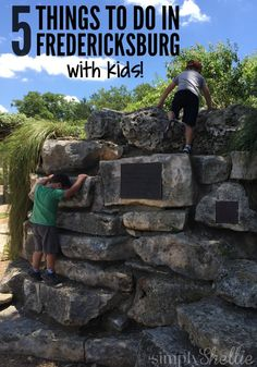 For most people in Central Texas, Fredericksburg is a short little day trip away. And whether you are doing a day trip or a weekend away there are so many fun things to do. As parents one of our first thoughts instantly goes to all the vineyards and tasting rooms they have in the area. …