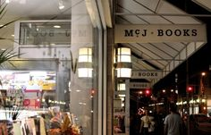 McNally Jackson Books - Independent Bookstore - they have The Espresso Book Machine for books on demand and self-publishing