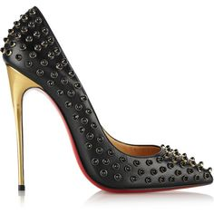 Christina Louboutin 'Follies' Cabo Embellished Pumps Fall 2014 - Die spektakulärsten Sylvester Party Pumps 2014 #Louboutins