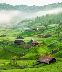 Piece of heaven-Countryside in Romania Beautiful Places To Visit, Wonderful Places, Beautiful World, Landscape Photography, Nature Photography, Travel Photography, Places To Travel, Places To Go, Europe Places