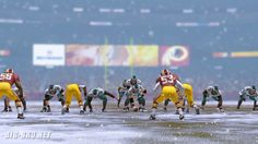 Taken from Madden 15 on the Xbox One, showing the Washington Redskins vs. Philadelphia Eagles.