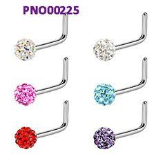 Piercing do nosu http://www.piercingate.cz/piercing-do-nosu-s-krystaly-pno00225