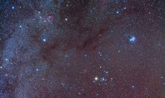 Scientists watch cosmic dust transform into newborn planet | Science | The Guardian