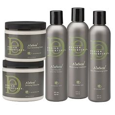 Design Essentials Natural Line can be purchased at The Honey Hush Salon