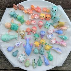 Sea Life Turtle Fish Whale Octopus Jellyfish Shark Narwhal Dolphin