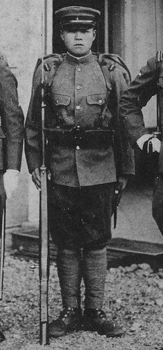 Japanese Engineer 1918 by Thomas_Wictor, via Flickr