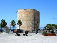 Alghero - torre dello Sperone, o dell'Esperò Rejal o di Sulis